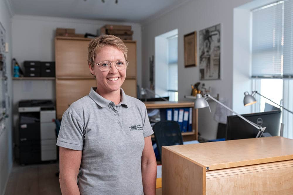Kontakt Hadbjerg Tømrerfirma